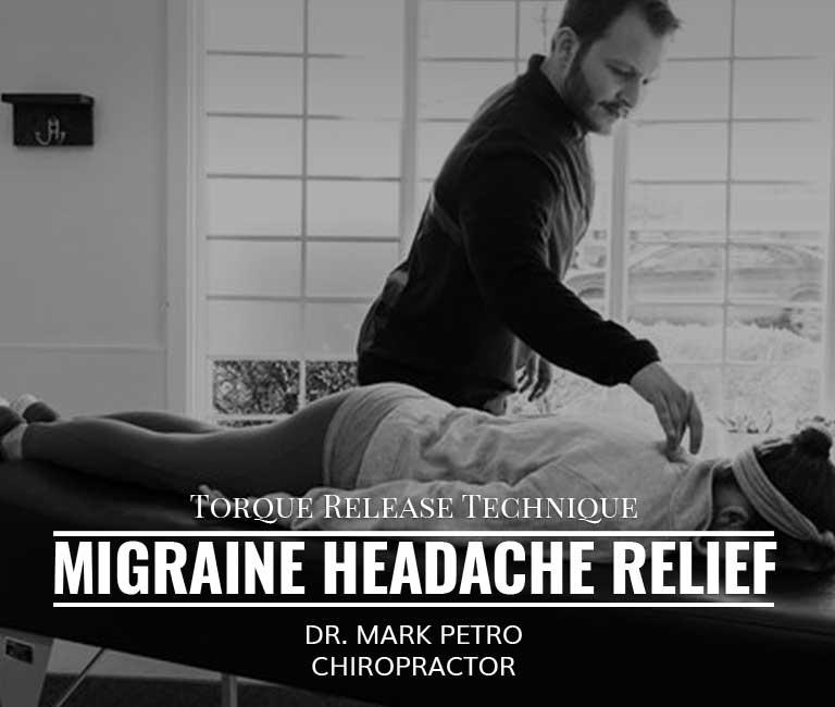 TRT Migraine Headache Relief Chiropractor Cleveland